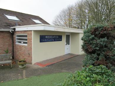 Community Centre  recently refurbished
